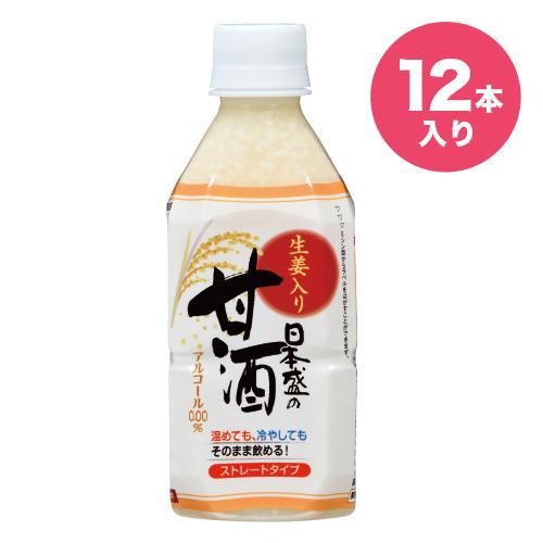 日本盛の生姜入り甘酒12本 日本...